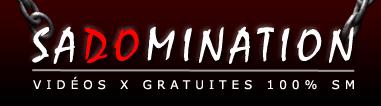 Logo du site Sadomination